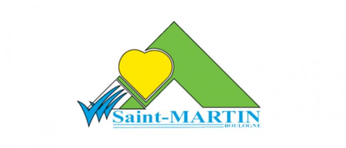 logo mairie de st martin
